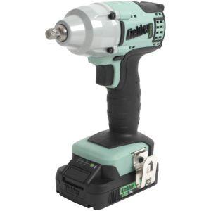 """Kielder Kielder KWT-002-17 3/8"""" Drive Cordless 18V Brushless Impact Wrench with 2x2.0Ah Batteries"""