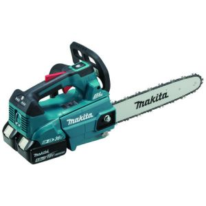 Makita Makita DUC306PG2 30cm 18V Brushless Top Handle Chainsaw LXT Kit with 2 x 6Ah batteries & Charger