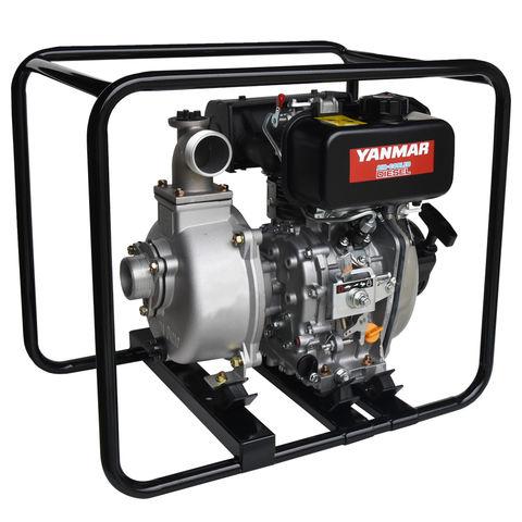 """Obart Select Tsurumi TE3-50YD 2"""" Diesel Powered Water Pump"""