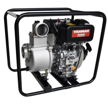 "Obart Select Tsurumi TE3-80YD 3"" Diesel Powered Water Pump"