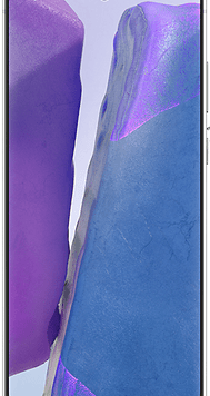 Samsung Galaxy Note20 5G (256GB Mystic Grey) at £29.00 on Unlimited with Entertainment (24 Month(s) contract) with UNLIMITED mins; UNLIMITED texts; UNLIMITEDMB of 5G data. £69.00 a month.