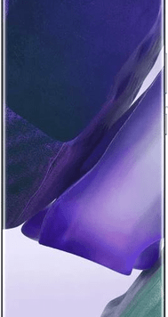 Samsung Galaxy Note20 Ultra 5G (256GB Mystic White) at £29.00 on Unlimited (24 Month(s) contract) with UNLIMITED mins; UNLIMITED texts; UNLIMITEDMB of 5G data. £66.00 a month.