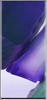 Samsung Galaxy Note20 Ultra 5G (256GB Mystic White) at £29.00 on Unlimited Lite (24 Month(s) contract) with UNLIMITED mins; UNLIMITED texts; UNLIMITEDMB of 5G data. £62.00 a month.