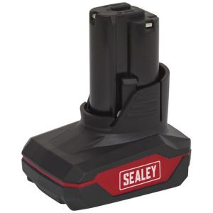 Sealey Sealey CP1200BP3 Power Tool Battery 12V 3Ah Li-ion for CP1200 Series