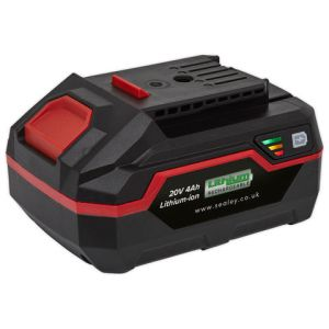 Sealey Sealey CP20VBP4 Power Tool Battery 20V 4Ah Li-Ion for CP20V Series
