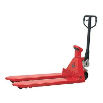 Sealey Sealey PT1150SC 2000kg Pallet Truck with Scales