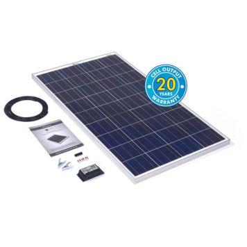 Solar Technology International PV Logic 120Wp Solar Panel Kit &10Ah Charge Controller
