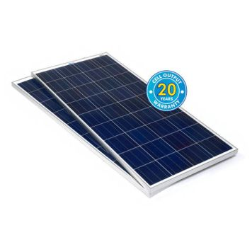 Solar Technology International PV Logic 150Wp Bulk Packed Solar Panels (2 Pack)