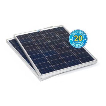 Solar Technology International PV Logic 80Wp Bulk Packed Solar Panels (2 Pack)
