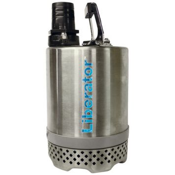 TT Pumps T-T Pumps PH/LIB400/400V Liberator Submersible Drainage Pump
