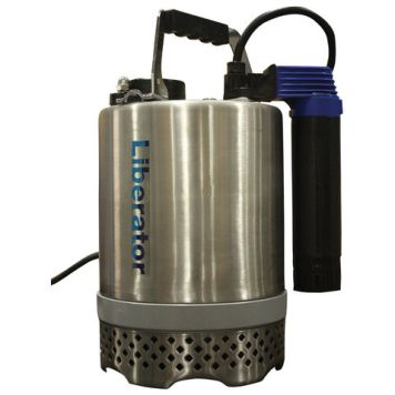 TT Pumps TT Pumps PH/LIB400/110VZ Liberator Submersible Drainage Pump