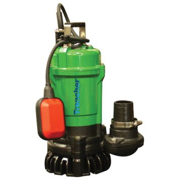 TT Pumps TT Pumps PH/T750/230VF Trencher Portable Submersible Water Pump