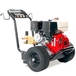 V-TUF V-TUF GB080 9HP Trolley Mounted Petrol Pressure Washer With Gearbox