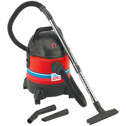 Vac King Vac King CVAC20P Wet & Dry Vacuum Cleaner (230V)