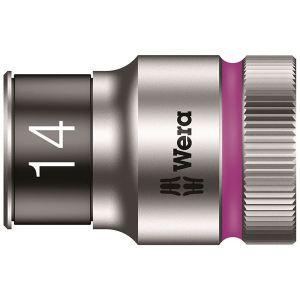 Wera 8790 HMC HF Zyklop Bolt Holding Socket 1/2in Drive x 10mm Hex