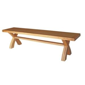 Cotswold Oak Dining Bench