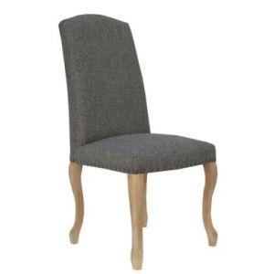 Verona Luxury Dining Chair Dark Grey