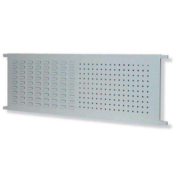 1800mm W Louvre Panel Back with Peg Board for BA/BC/BQ/BS Workbenches