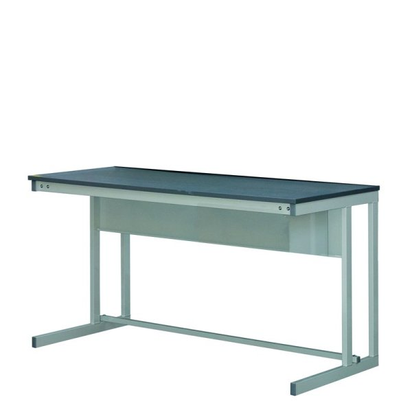 BC Lamstat top ESD Cantilever Workbench 1500w x 750d