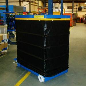 Bellow Skirt For SC-800-S-M/E and SC-1250-S-M/E Scissor Lift Tables