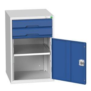 Bott Verso Storage Cabinet - 6 drawer (800 x 800 x 550)