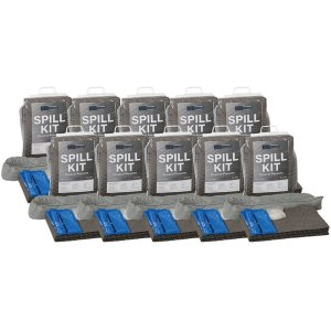 Box of 10 General Purpose 10 litre spill kits