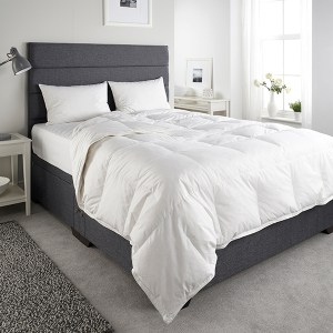 Downland Anti Allergy 10.5 Tog Duck Feather and Down King Duvet