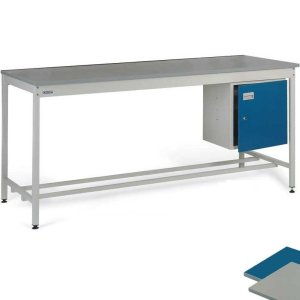 ESD Workbench with Neostat Worktop 1500w x 750d Bench