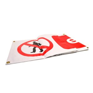 Exit - Banner Sign (1200 x 300mm)
