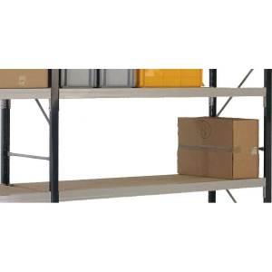 Extra Chipboard Shelf Level for Longspan Shelving 2400 wide x 600 deep