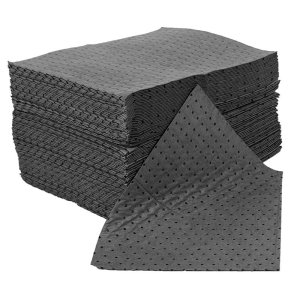 General Purpose Absorbent Spill Pads - pack of 200 - 390 x 480
