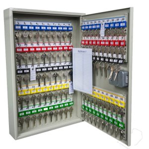 H/D Key Security Cabinets 250 key capacity
