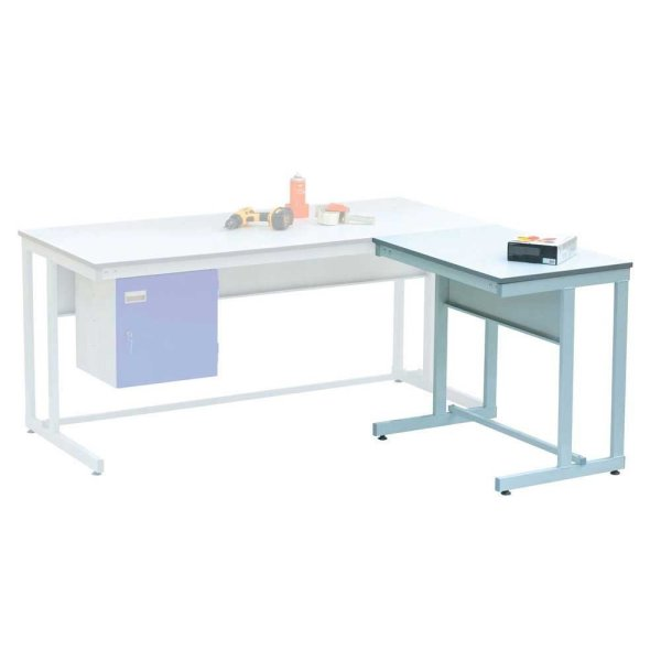 Lamstat Top ESD Cantilever Extension Workbench 1200w x 600d