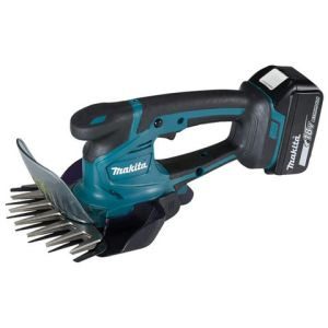 Makita Makita DUM604RTX Grass Shears with Hedgetrimmer Attachment (1x 5.0Ah Battery and DC18RC Charger)