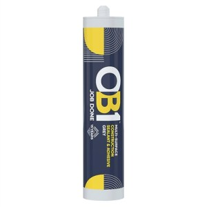 OB1 290ml Sealant & Adhesive - Grey