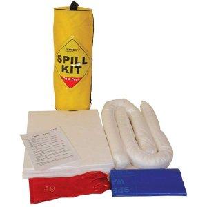 Oil & Fuel Emergency Spill Kits - Fork Lift Truck Kit