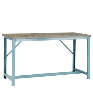 Premier 1 Workbench with Lino worktop - 1500mm L x 600mm W