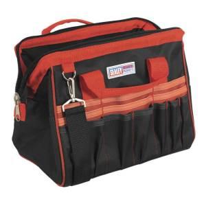 Sealey AP301 Nylon Multi-Pocket Tool Storage Bag 300W x 200D x 255H