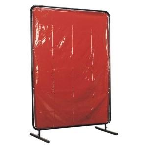 Sealey Workshop Welding Curtain Frame 1.3m x 1.75m - BS EN 1598