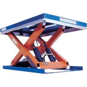 Single Scissor Lift Tables 3,000kg cap 1300w x 2500 long