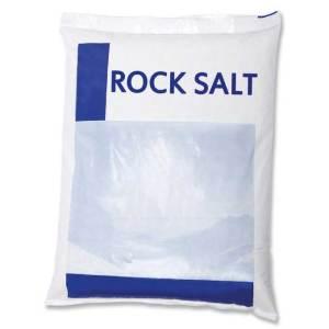 21 x 25Kg Bags of White Road De-icing Salt