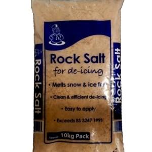 Hadley Brown Rock Salt - 30KG