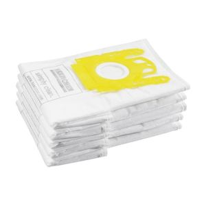 Karcher VC Fleece Vacuum Bags Pack of 5