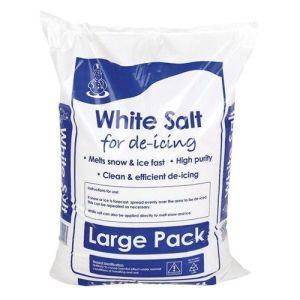 Viking White De-Icing Rock Salt - 10KG