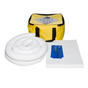 35 Litre Oil & Fuel Spill Refill Kit- storage cube not included