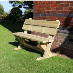 Croft Ashcombe 2 Seat Bench