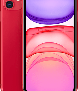 Apple iPhone 11 64GB (PRODUCT) RED at £29 on Red (24 Month contract) with Unlimited mins & texts; 6GB of 5G data. £50 a month.