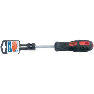Draper Expert 40030 5mmx250mm Plain Slot Parallel Tip Screwdriver