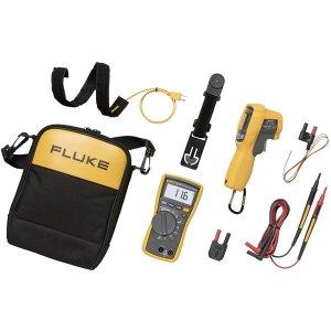 Fluke 116/62 MAX+ Kit HVAC Multimeter and IR Thermometer Combo Kit