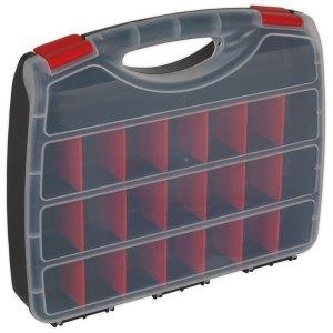Sealey APAS20 Assortment Case 20 Compartment
